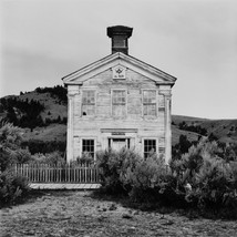 Masonic Hall and Schoolhouse