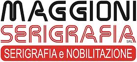 MAGGIONI SERIGRAFIA LOGO