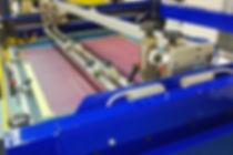 Macchina serigrafica automatica semiatuomatica