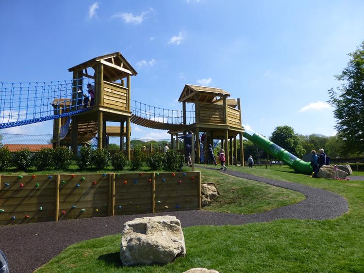 Outdoor Play, ZSL Whipsnade Zoo