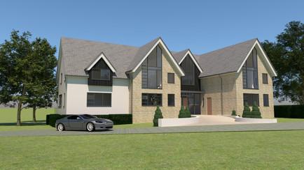 Biddenham House