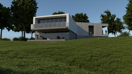 Contemporary House, Biddenham