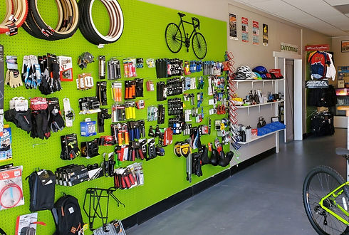 west georgia cycling parts and accesories