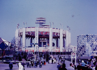 The '64 Fair and the World of Tomorrow
