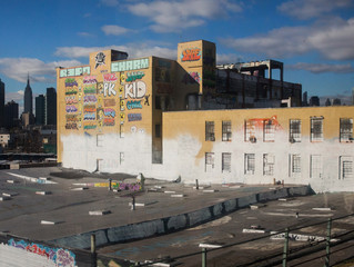 5 Pointz and the Aspirational Outer Boroughs