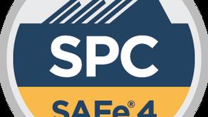 My SAFe® 4 Program Consultant (SPC) certification Journey!