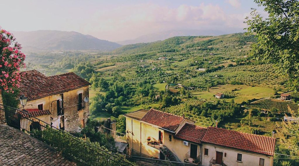 italy countryside travel COVID safety vacation