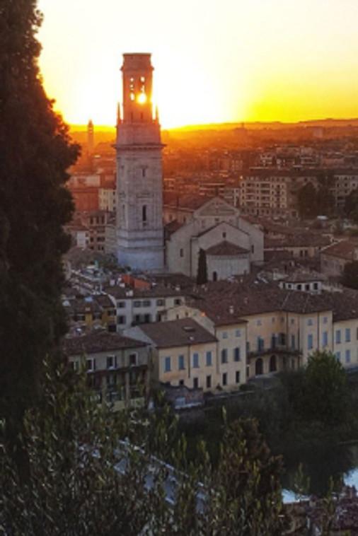 Verona-Sunset