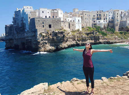 New York Minute to Italian Siesta: How I Found My Dream Job