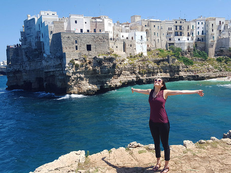 New York Minute to Italian Siesta: How I Found My Dream Job