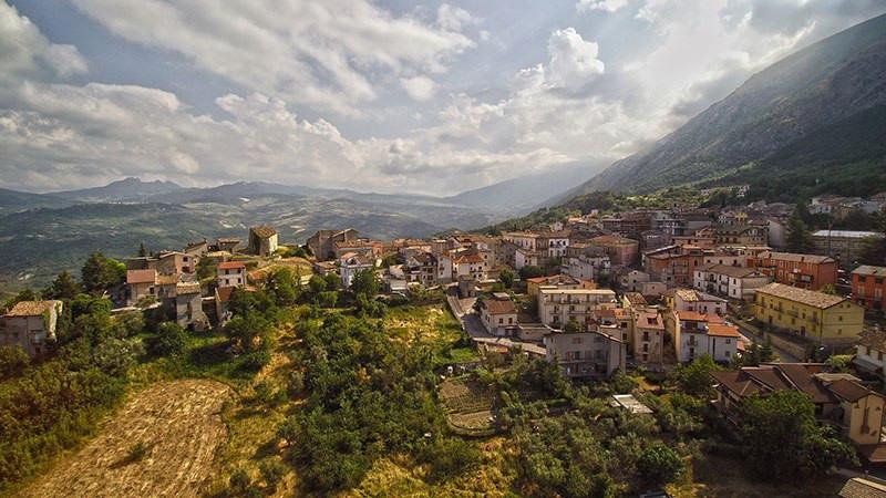 abruzzo-village
