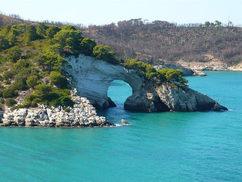 Natural_arche_in_Gargano-Puglia