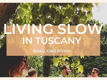 Living Slow in Tuscany - Trip Promo (No