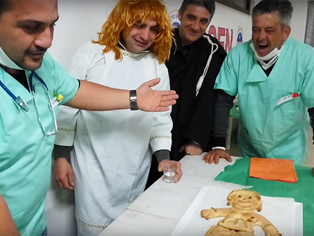 The Surprising Lent Tradition in Italy We Can't Stop Laughing About