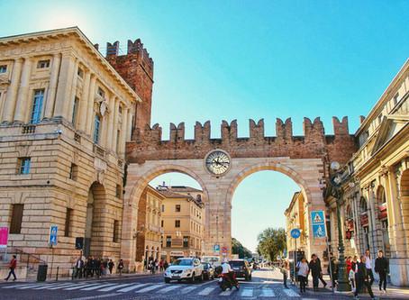 Wandering the City of Love: Verona