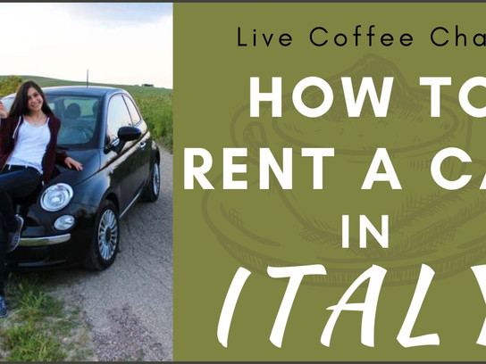 Pros and Cons to Renting a Car in Italy