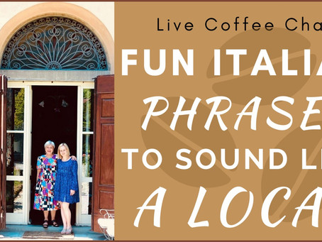 Italian Dialect: Fun Slang Phrases to Sound Like a Local