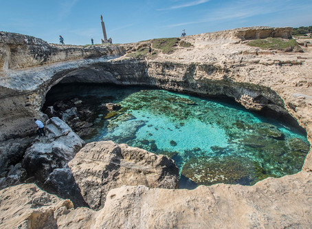 The Top 3 Sea Caves to Visit in Apulia