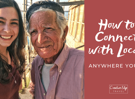 How to Connect with Locals While Traveling