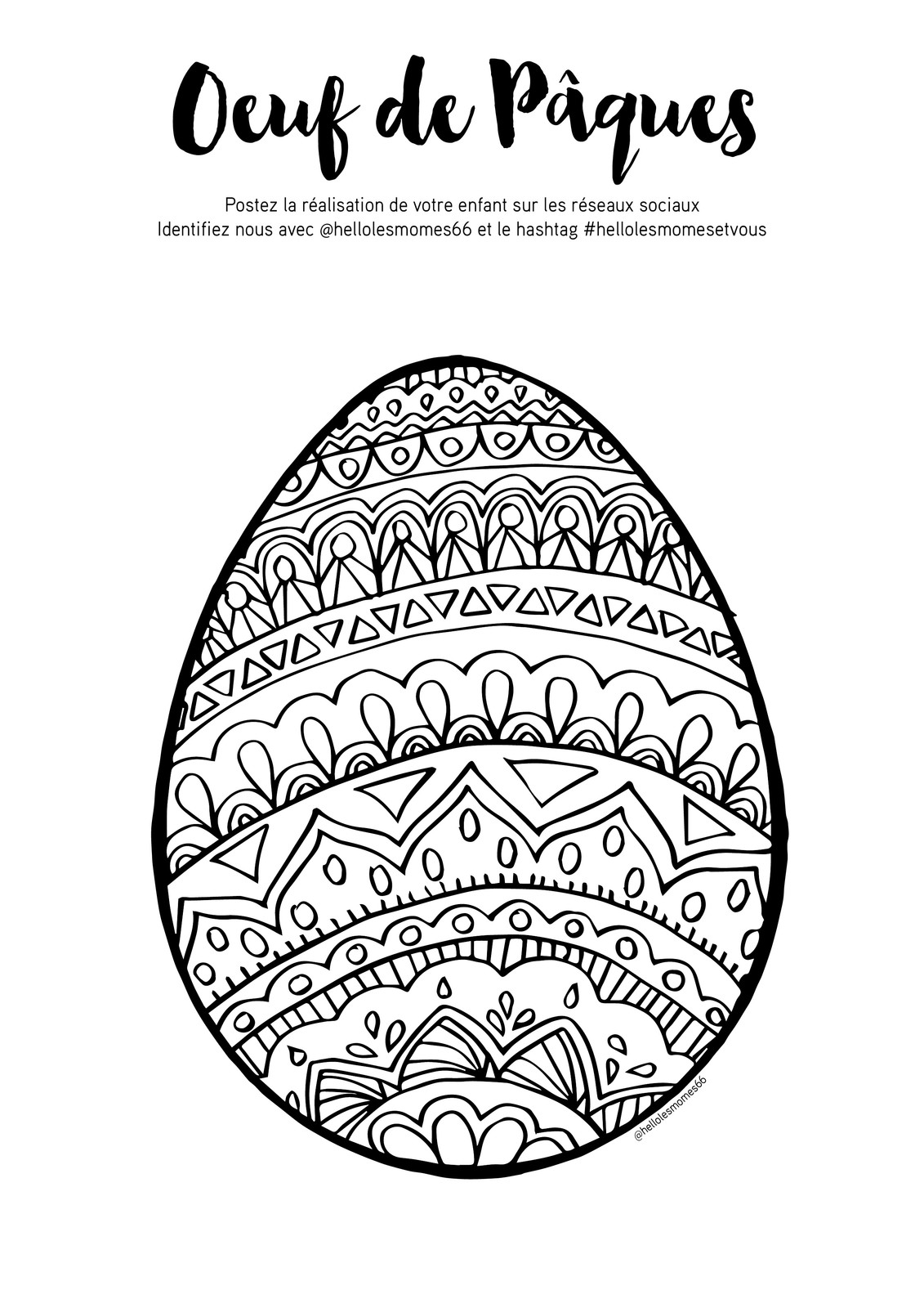 Coloriage Paques Famille.Coloriage Paques 01 Jpg