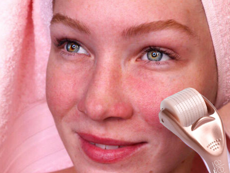 Derma Rollers: The Facts on Salon vs. DIY Treatments