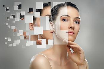 Express Collagen Facial in Adelaide - Model Posing