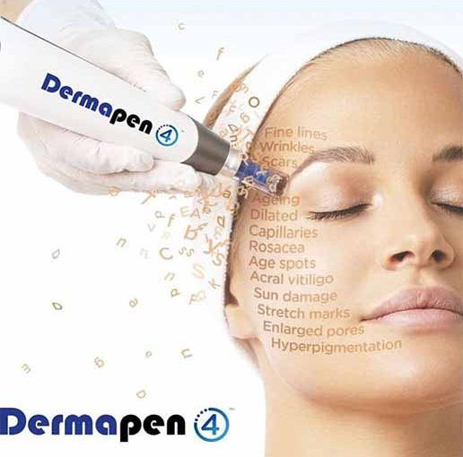 Microneedling in Adelaide - Dermapen 4 Application
