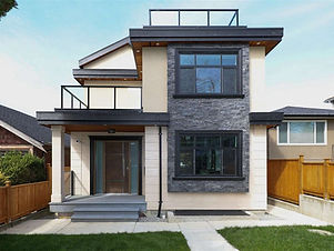 Sophisticated custom built home located in desirable Hastings Sunrise area.