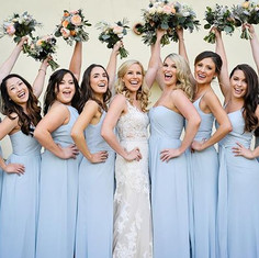 Swooning over this beautiful wedding ❤️