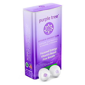 Vitamin Energy Gums by Purple Tree