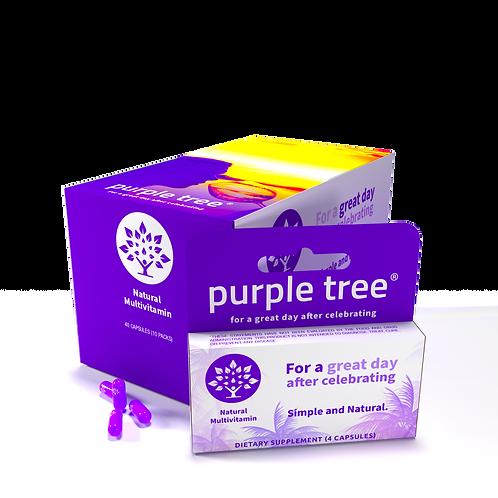 Purple Tree Celebration Vitamin Kit (10 Travel Packs)