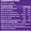 Thumbnail: Purple Tree 5X Celebration Vitamin Pills (5 Bottles / 150 capsules)
