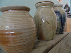 1880 Period pottery