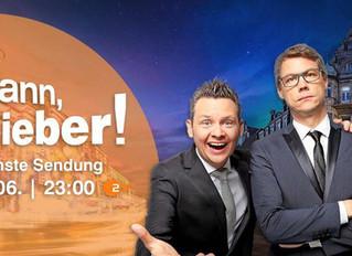 """""""Mann, Sieber!"""" heute um 23:00 Uhr im ZDF"""