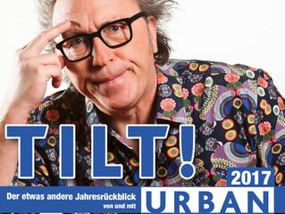 """""""TILT! 2017"""" – Der etwas andere Jahresrückblick von und mit Urban Priol"""