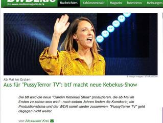 """""""Die Carolin Kebekus Show"""": Neue Personality-Show vom WDR startet im Mai im Ersten"""