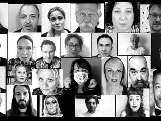 """Aufruf zum Erhalt der Kultur: """"Damit es nicht still bleibt""""-Video mit Carolin Kebekus, Luk"""