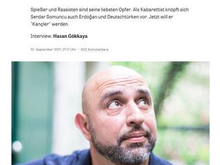 """Serdar Somuncu@Zeit Online """"Es gibt keinen deutschen Humor"""""""