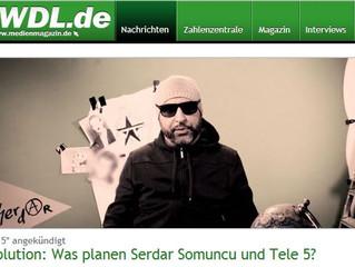 #tevolution: Serdar Somuncu ab heute bei Tele 5