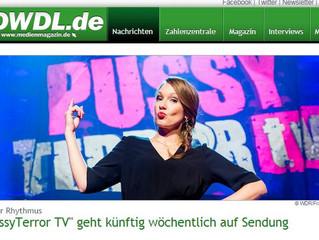 """WDR schickt """"PussyTerror TV"""" wöchentlich auf Sendung"""