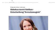 Kebekus nennt Vatikan-Entscheidung «Armutszeugnis»