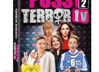 """""""PussyTerror TV"""" - die 2. Staffel ab heute auf DVD"""