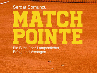 """Serdar Somuncu mit neuem Buch """"Matchpointe"""""""