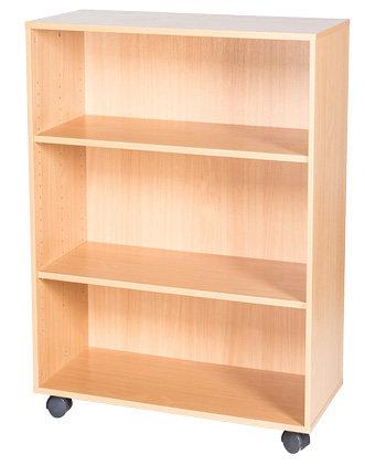 9 High Double Open Shelf