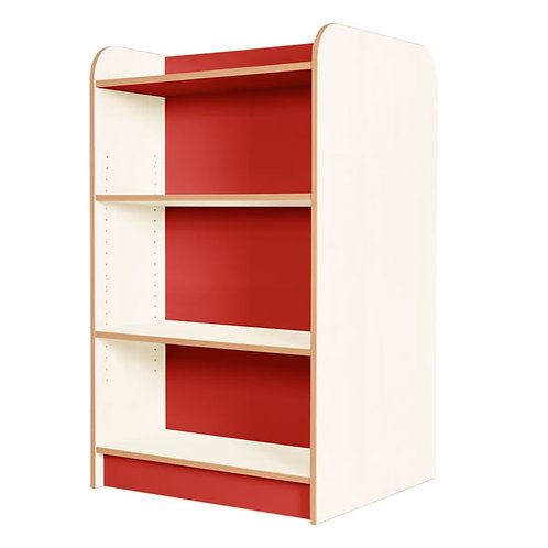 KubbyClass Polar Library Double Sided Bookcase