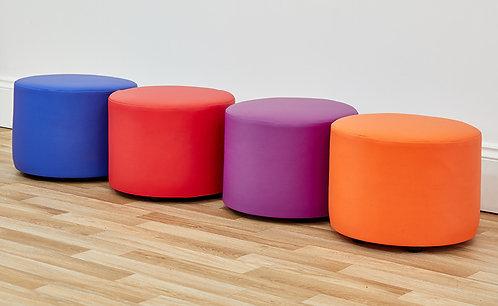 Mini Dot Foam Seats - Set of Four
