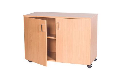 Mobile cupboard