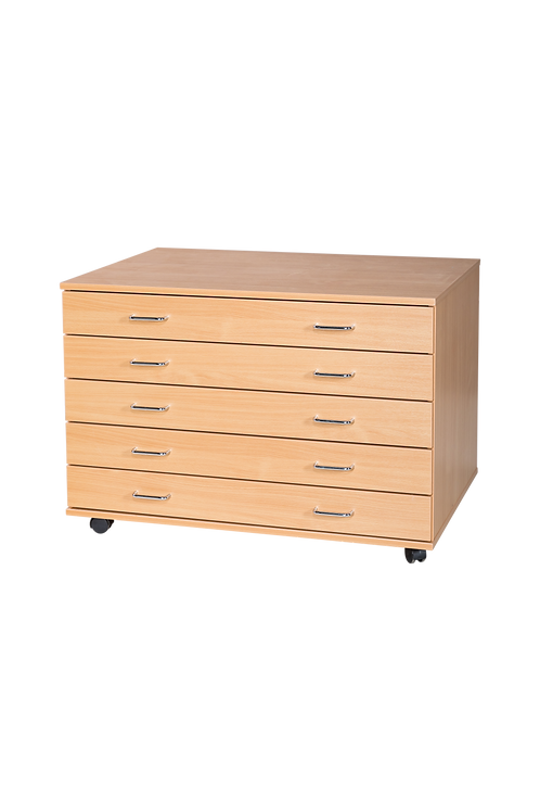 5 Drawer A1 Planchest - Mobile