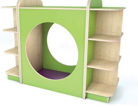 KubbyClass Hideaway Play Nook - Set L