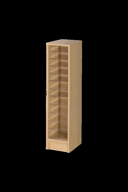 12 Space Single Column
